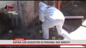 Favignana. Rapina con sequestro di persona: due arresti