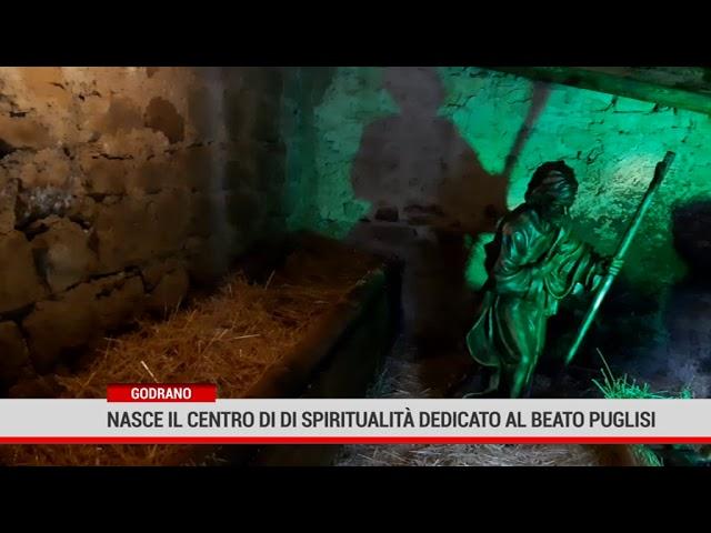 Godrano. Nasce il centro  di spiritualità dedicato al beato Puglisi