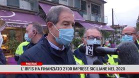 L' Irfis finanzia 2700 imprese siciliane nel 2020