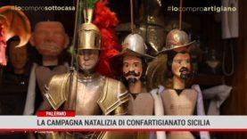 La campagna natalizia di Confartigianato Sicilia