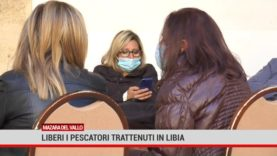 Mazara del Vallo. Liberati i 18 marittimi tenuti prigionieri in Libia