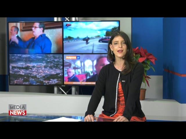 Medianews 25/12/20 1a edizione