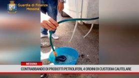 Messina. Contrabbando di prodotti petroliferi, 4 ordini di custodia cautelare