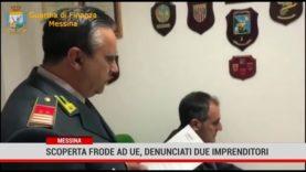 Messina. Scoperta frode ad UE, denunciati due imprenditori