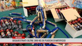 Messina. Sequestrati oltre 300 kg di fuochi d'artificio