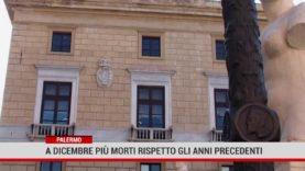 Palermo. A dicembre più morti rispetto gli anni precedenti