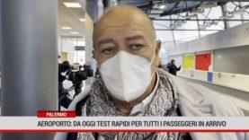 Palermo. Aeroporto: da oggi test rapidi per tutti i passeggeri in arrivo