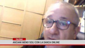 Palermo. Anziani meno soli con la danza on-line