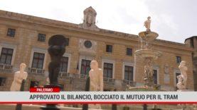 Palermo. Approvato il bilancio, bocciato il mutuo per il tram
