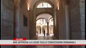 Palermo. Ars approva la legge sulle concessioni demaniali.