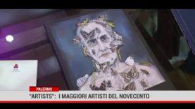 """Palermo. """"Artists"""":  i maggiori artisti del Novecento, tra Picasso e Guttuso"""
