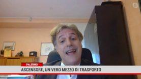 Palermo. Ascensore, un vero mezzo di trasporto