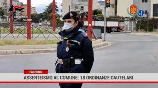 Palermo. Assenteismo al Comune: 18 ordinanze cautelari
