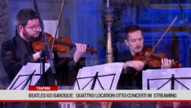 Palermo. Beatles Go Baroque:  quattro location otto concerti in streaming