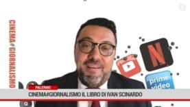 Palermo. Cinema#giornalismo il libro di Ivan Scinardo