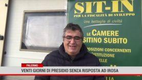 Palermo. Continua il presidio senza risposta a Irosa
