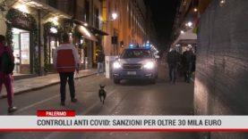 Palermo. Controlli anti-covid: sanzioni per oltre 30 mila euro