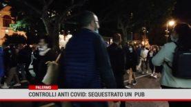 Palermo. Controlli anti covid: sequestrato un  pub