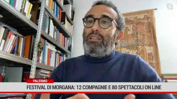 """Palermo. Da domani in streaming """"Il festival di Morgana"""""""