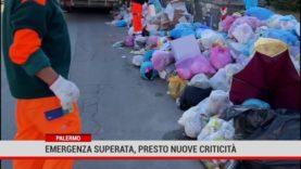 Palermo. Emergenza superata, presto nuove criticità