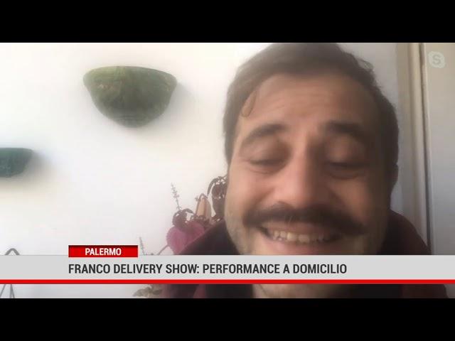 """Palermo. """"Franco Delivery Show"""", il nuovo progetto di Spazio Franco e Babel Crew"""
