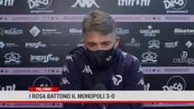 Palermo. I rosa battono il Monopoli 3-0