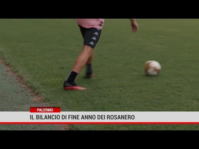 Palermo. Il bilancio di fine anno dei rosanero