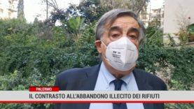 Palermo. Il contrasto all'abbandono illecito dei rifiuti