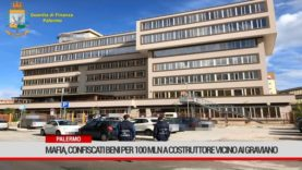 Palermo. Mafia, confiscati beni per 100 mln a costruttore vicino ai Graviano