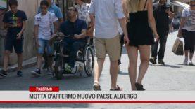 Palermo. Motta D'Affermo nuovo paese albergo