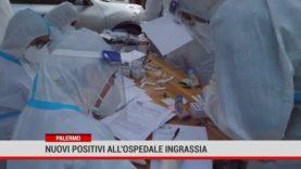 Palermo. Nuovi positivi all'ospedale Ingrassia