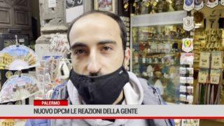 Palermo. Nuovo dpcm le reazioni della gente