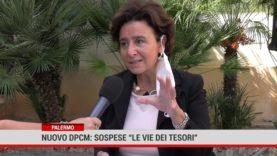 "Palermo. Nuovo Dpcm: sospese "" Le Vie dei tesori """