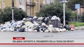 Palermo. Orlando: differito il pagamento della tassa sui rifiuti
