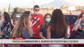 Palermo. Pochi e in diminuizione il numero dei positivi nelle scuole