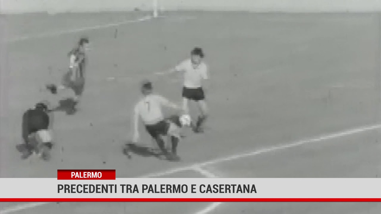 Palermo. Precedenti tra Palermo e Casertana