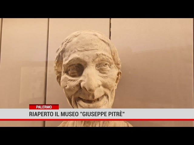 """Palermo. Riaperto il museo """"Giuseppe Pitrè"""""""