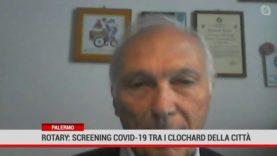 Palermo. Rotary: screening Covid-19 tra i clochard della città