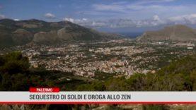 Palermo. Sequestro di soldi e droga allo Zen