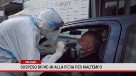 Palermo. Sospeso drive-in alla Fiera per maltempo