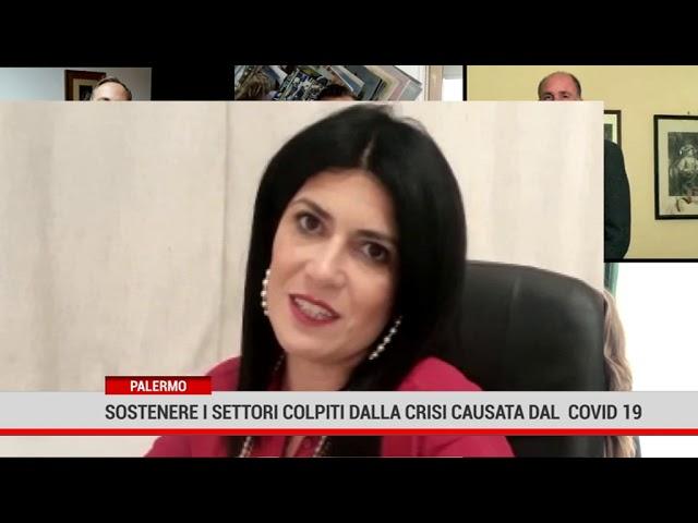Palermo. Sostenere i settori colpiti dalla crisi causata dal  Covid 19