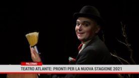 Palermo.Teatro Atlante: pronti per la nuova stagione 2021