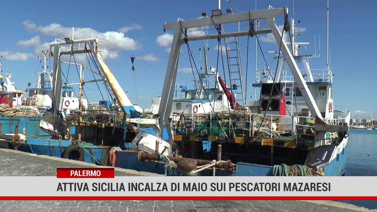 Pescatori di Mazara: l'attacco di Attiva Sicilia a Di Maio