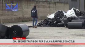 Ragusa. Dia: sequestrato beni per 2 mln a Raffaele Donzelli