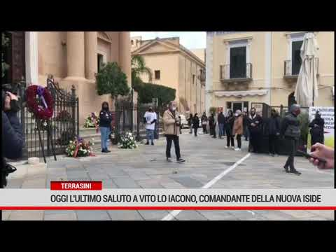 Terrasini. Oggi l'ultimo saluto a Vito Lo Iacono, comandante della Nuova Iside