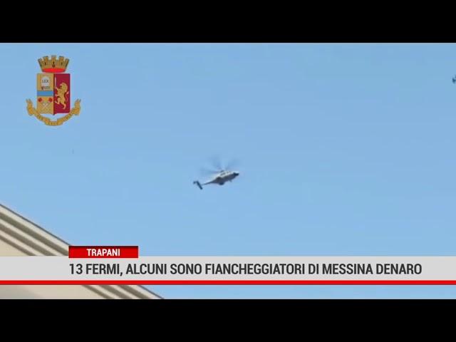 Trapani. 13 fermi per mafia, alcuni sono fiancheggiatori Messina Denaro