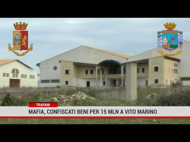Trapani. Mafia, confiscati beni per 15 mln a Vito Marino