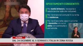 Varato il Decreto Natale. Un lockdown a intermittenza in tutta Italia