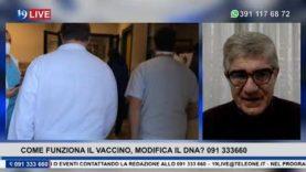 19 LIVE: COME FUNZIONA IL VACCINO? MODIFICA IL DNA? con il Dr. Rosario del Castillo