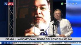 19LIVE   DISABILI, LA DIDATTICA AL TEMPO DEL COVID